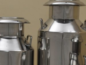 Stainless Steel Milk Cans complying Global Food norms